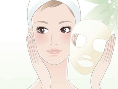 云妈妈酵素面膜告诉你:你的面膜是敷白了